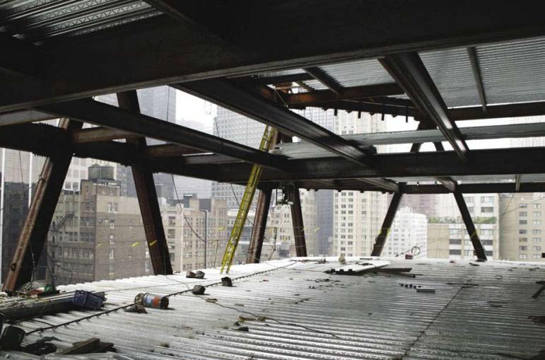 Hearst Tower Steel Institute Of New York