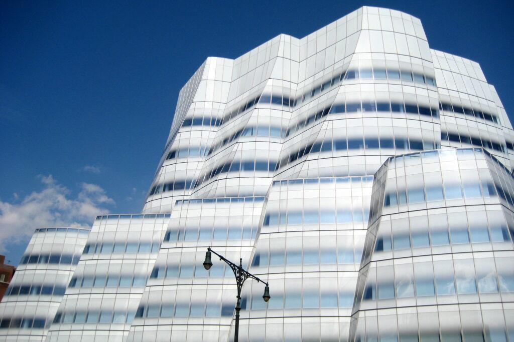 Iac Interactivecorp Headquarters New York Steel