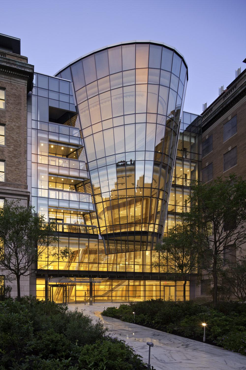 Rockefeller University Collaborative Research Center