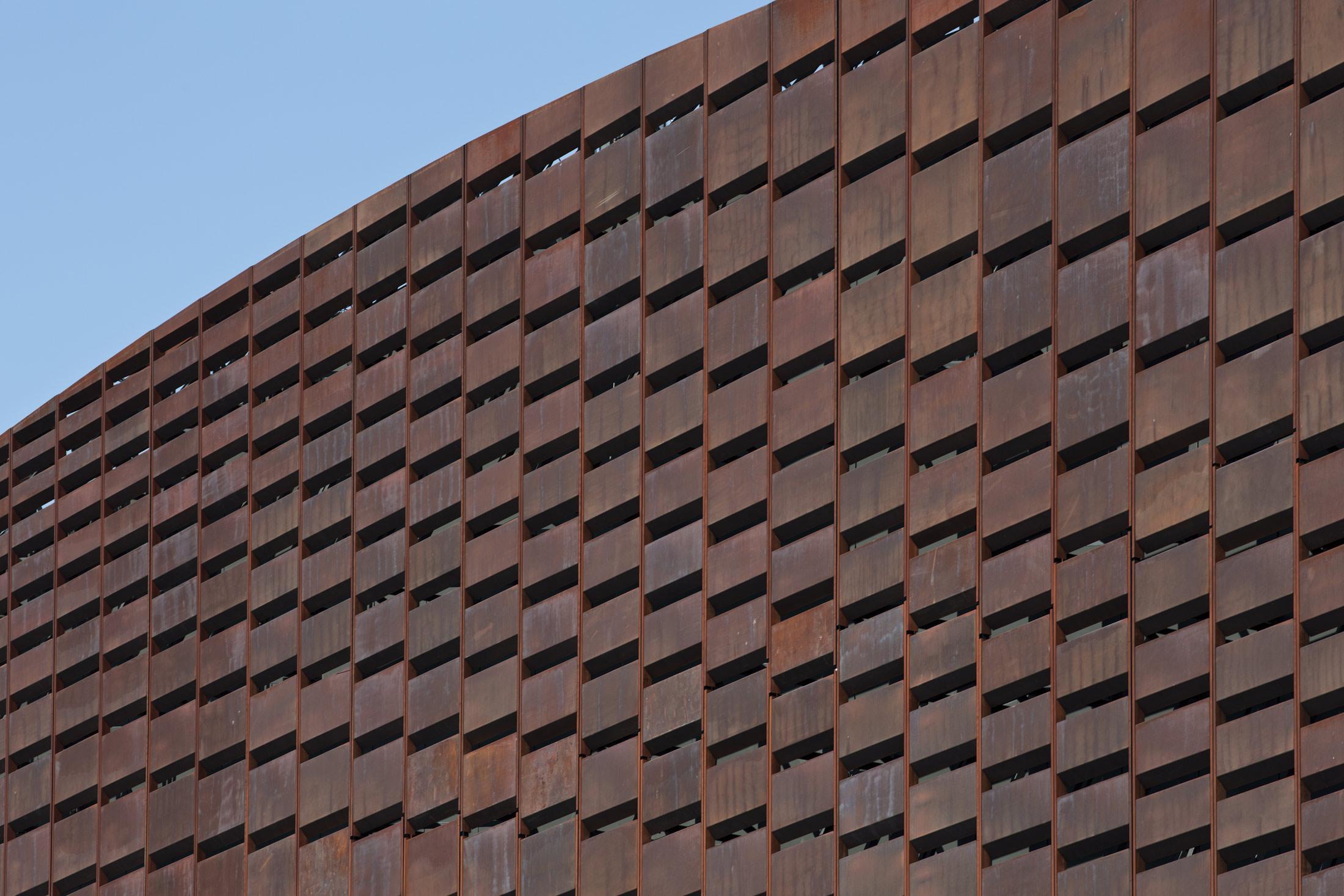 Barclays Center Facade Steel Institute Of New York