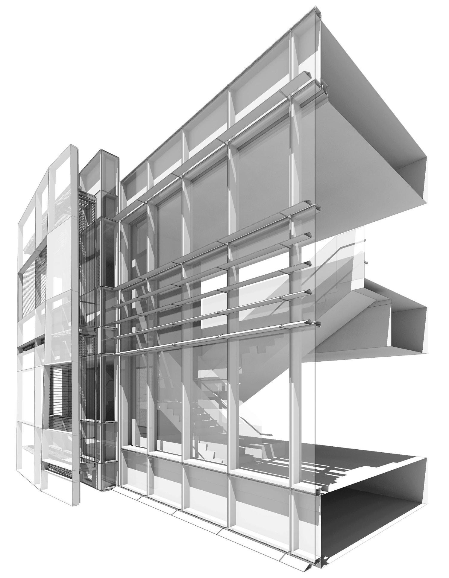 Belfer Research Building Steel Institute Of New York