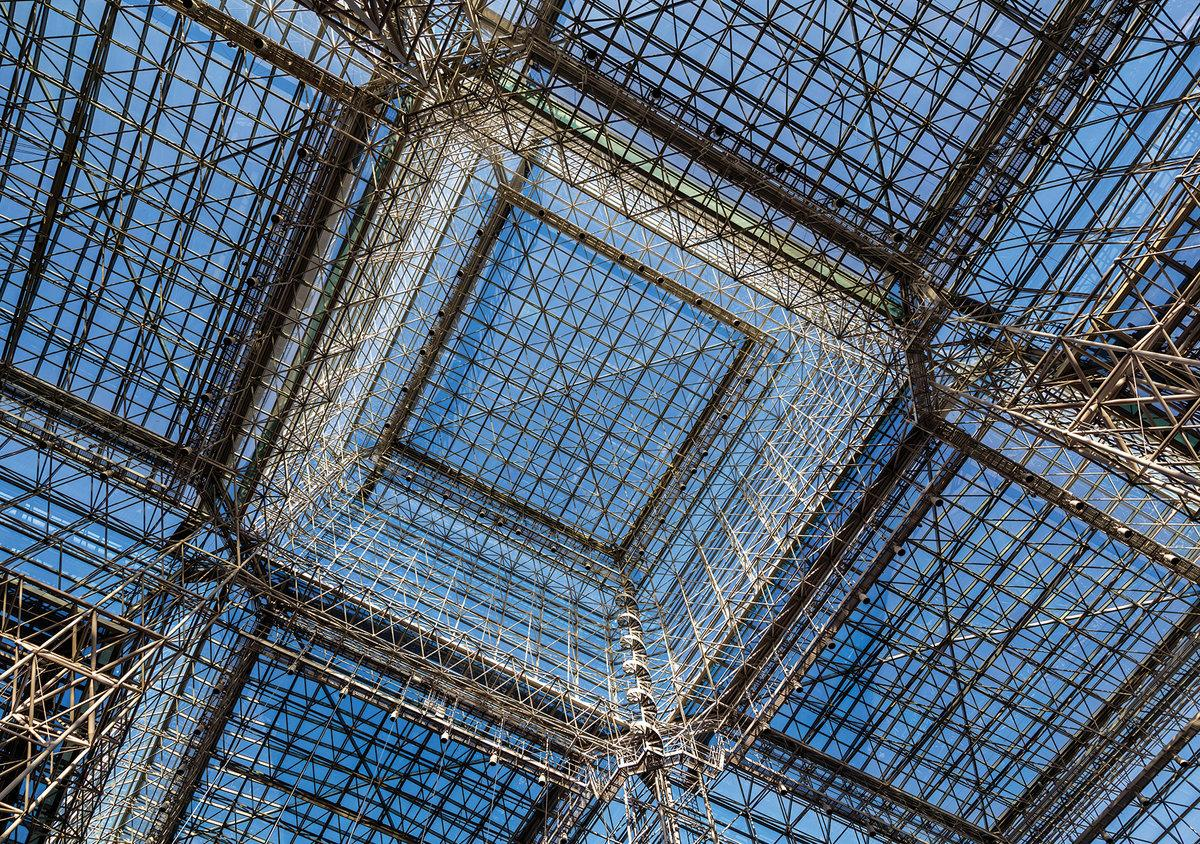 Jacob K Javits Center Steel Institute Of New York