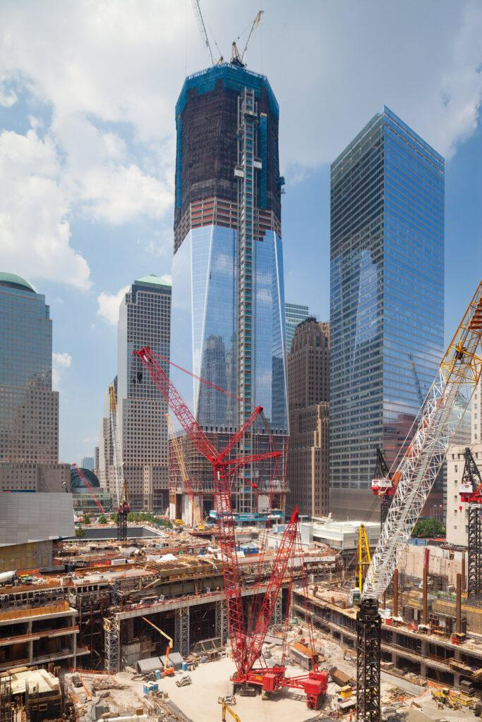 Video On The Job With Iron Workers At One World Trade