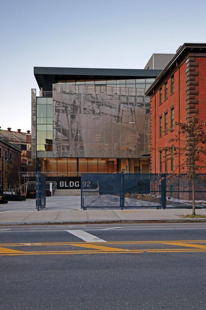 Bldg 92 Steel Institute Of New York