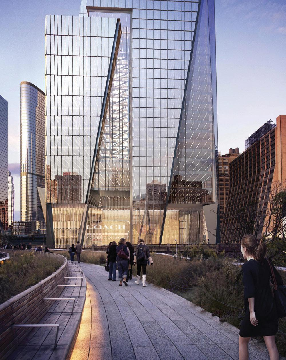 10 Hudson Yards Steel Institute Of New York